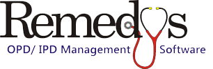 Remedys - OPD Management Software
